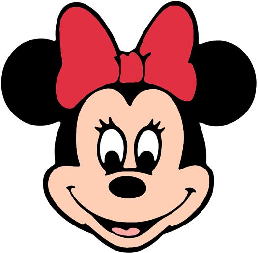 525x515 Minnie Mouse Clip Art Disney Clip Art Galore