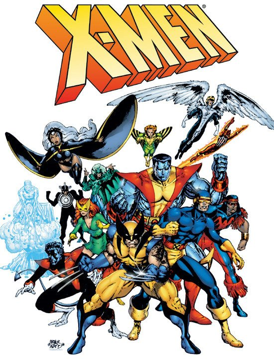 550x728 Analyzing Arthur Adams' Classic X Men