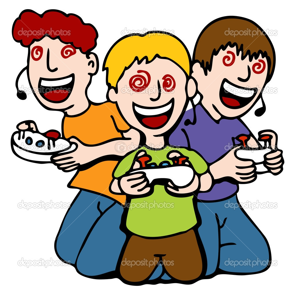 1024x1024 Kid Playing Video Games Clipart Amp Kid Playing Video Games Clip Art