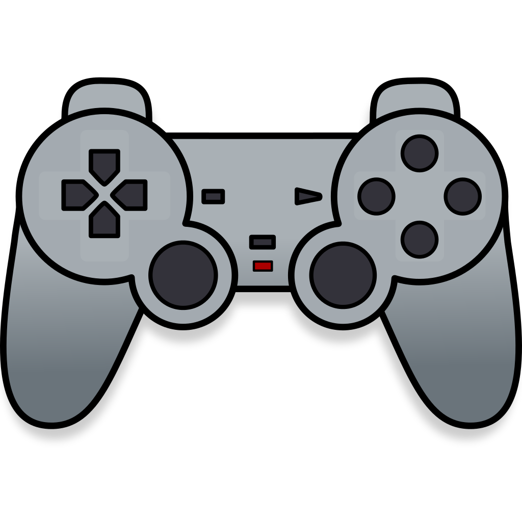 1024x1024 Playstation 2 Playstation 3 Game Controllers Gamepad Clip Art