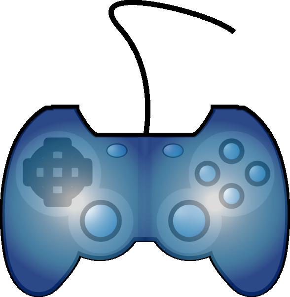 588x602 Clip Art Xbox Controller Console Clipart Alihkan.us