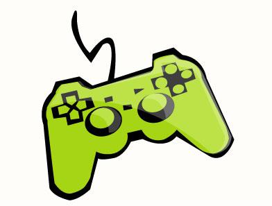 392x297 Controller Clip Art