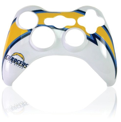 495x500 Xbox 360 Official Nfl San Diego Chargers Controller