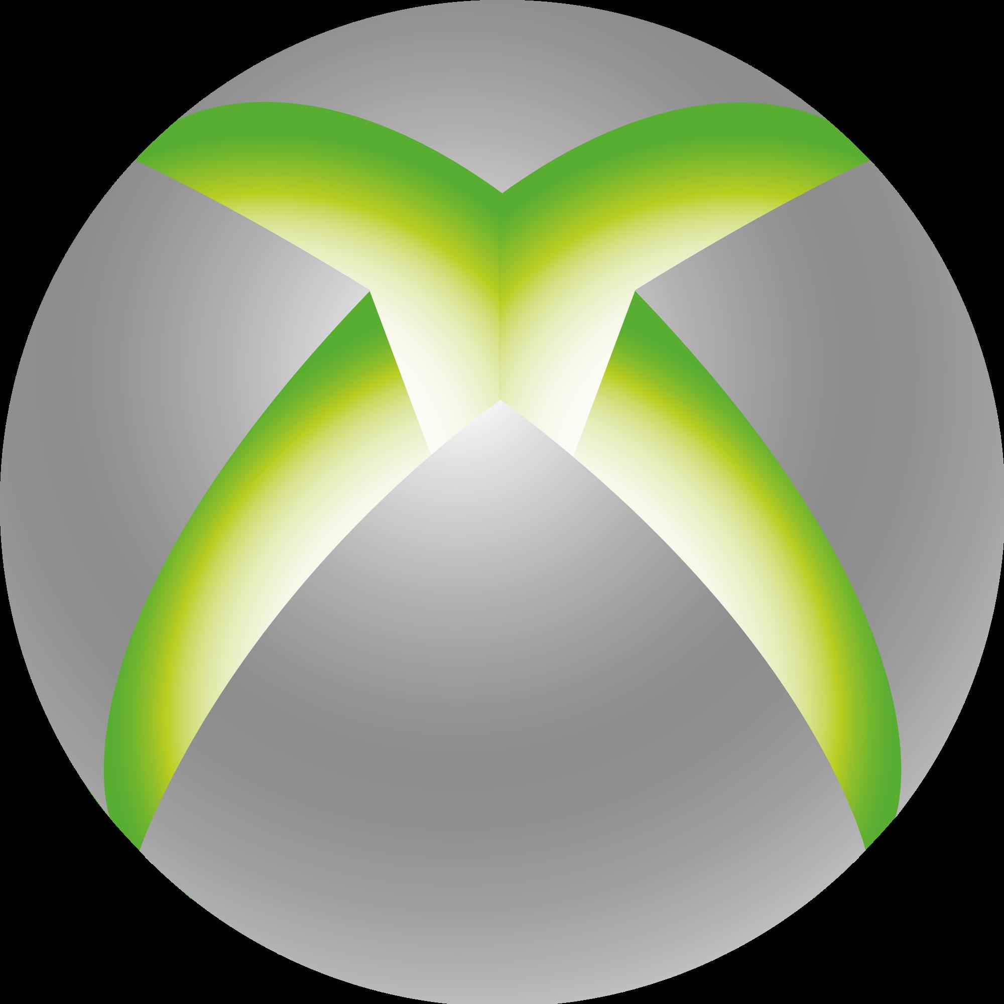 2000x2000 Xbox 360 Controller Symbols
