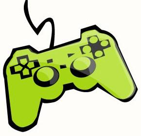 290x279 Xbox Video Game Controller Clip Art