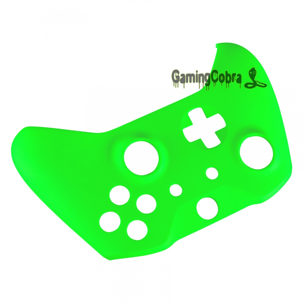 1000x1000 Custom Personalized Neon Green Replacement Top Shell For Xbox One