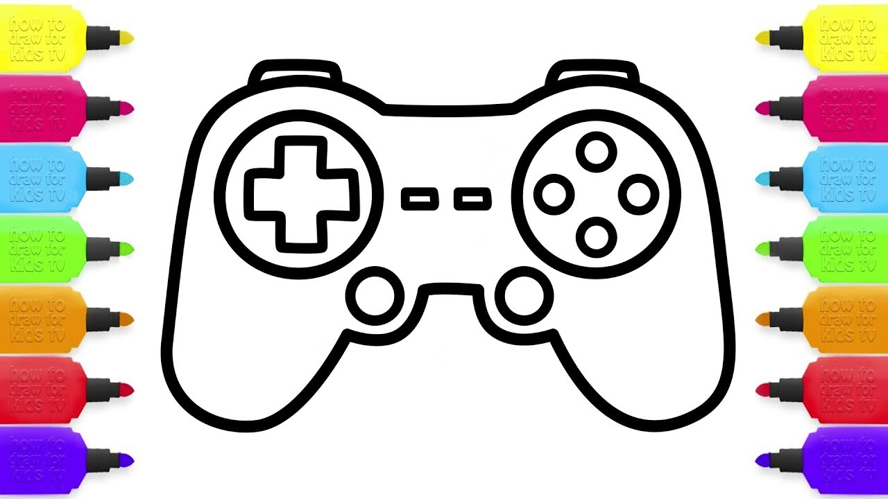 Xbox Controller Clipart at GetDrawings.com | Free for