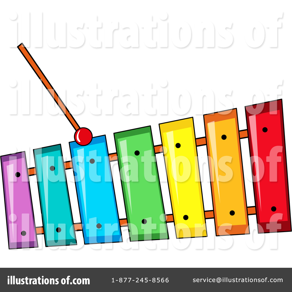 1024x1024 Xylophone Clipart
