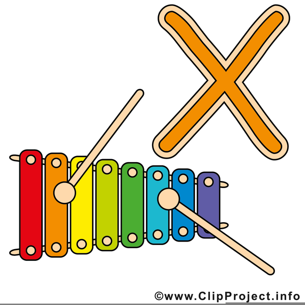 600x600 Clipart Xylophone Free Images