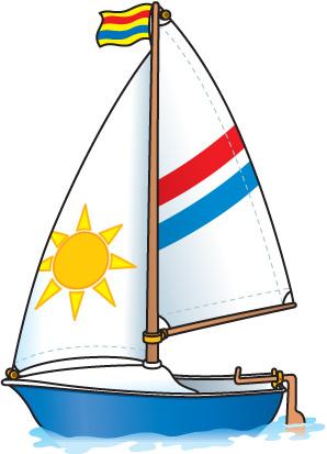 298x413 Sailboat Free Clip Art Sailing