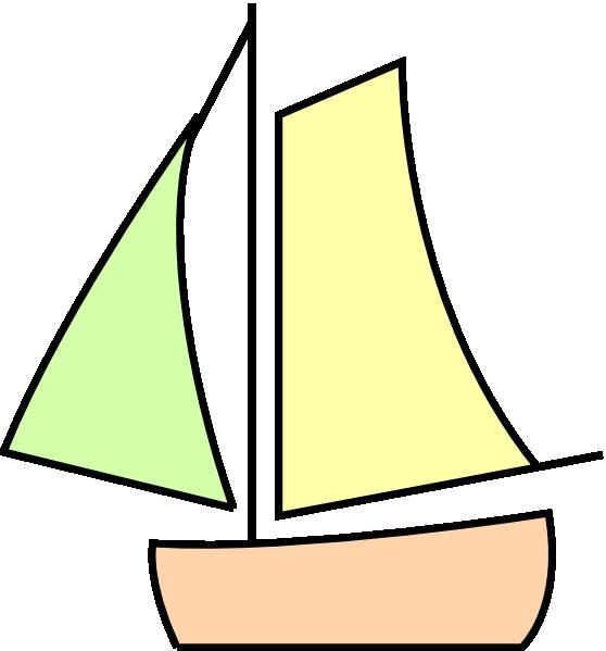 558x599 Sailing Boat White Clip Art