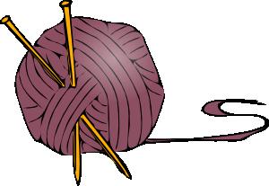 300x207 Knitting Yarn Needles Clip Art Free Vector 4vector