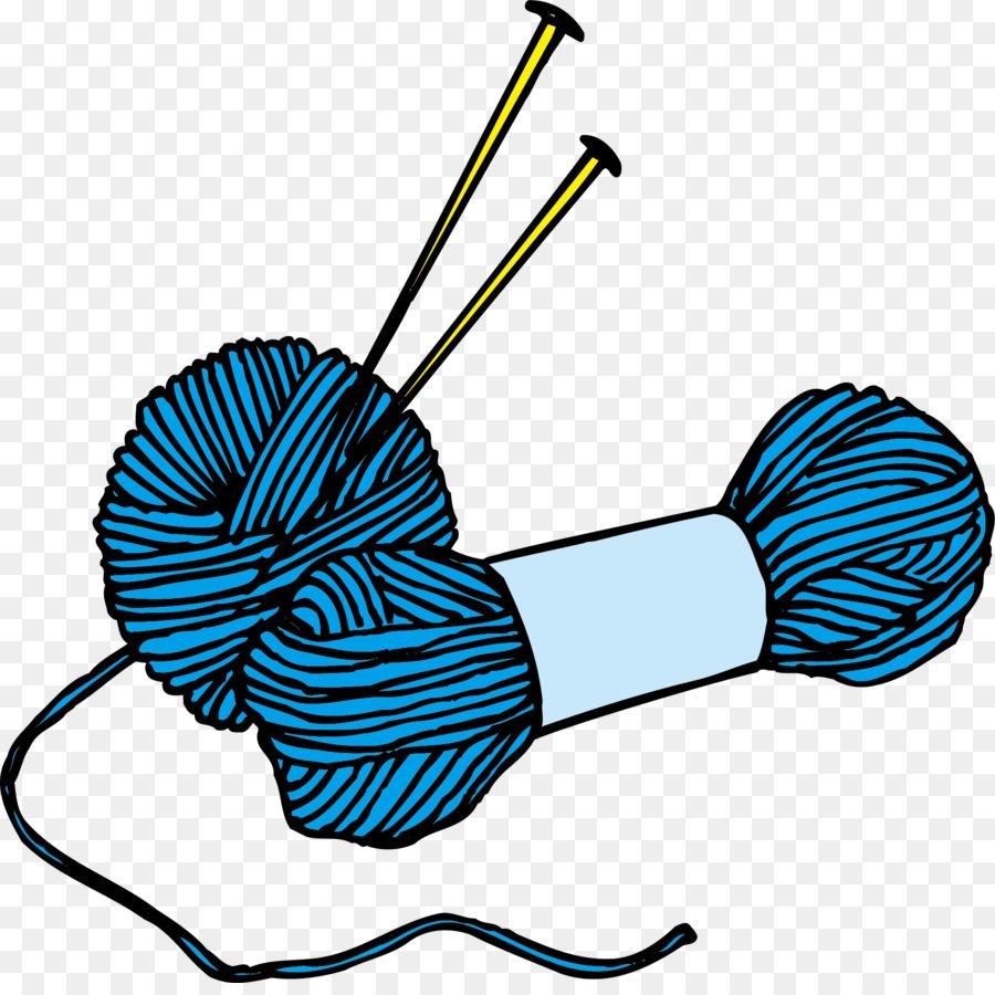 900x900 Yarn Wool Knitting Clip Art