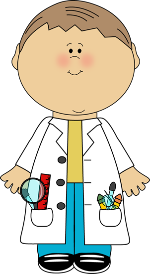 302x550 Science Clipart Kid Scientist