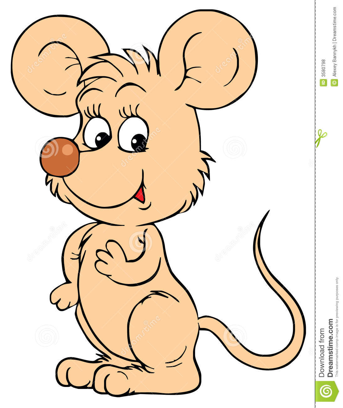 1095x1300 Clipart Of Mouse Brown Mouse Lab Hi