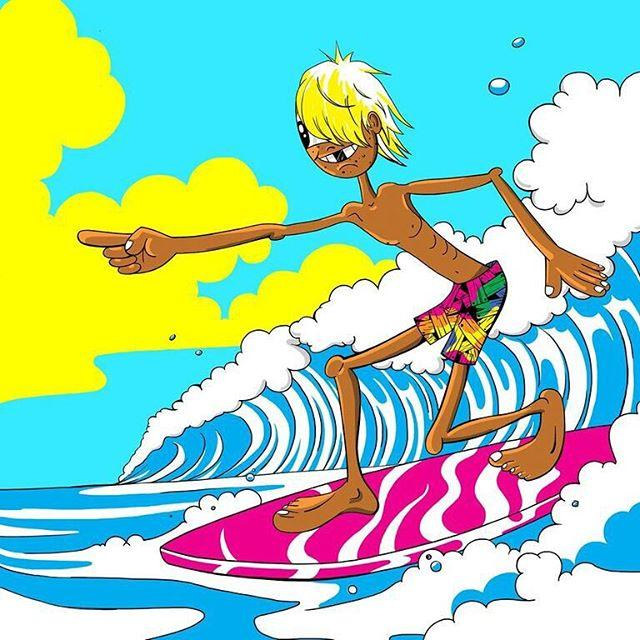 640x640 The Enemy Of Average! Wild Surfwear Usa Made Mowgli Surf