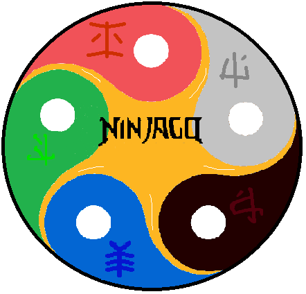 442x424 Yin Yang Ninjago Elements (Eh) By Silverphoenix 11