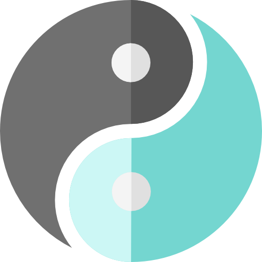 512x512 Yin Yang Vital Body Therapy