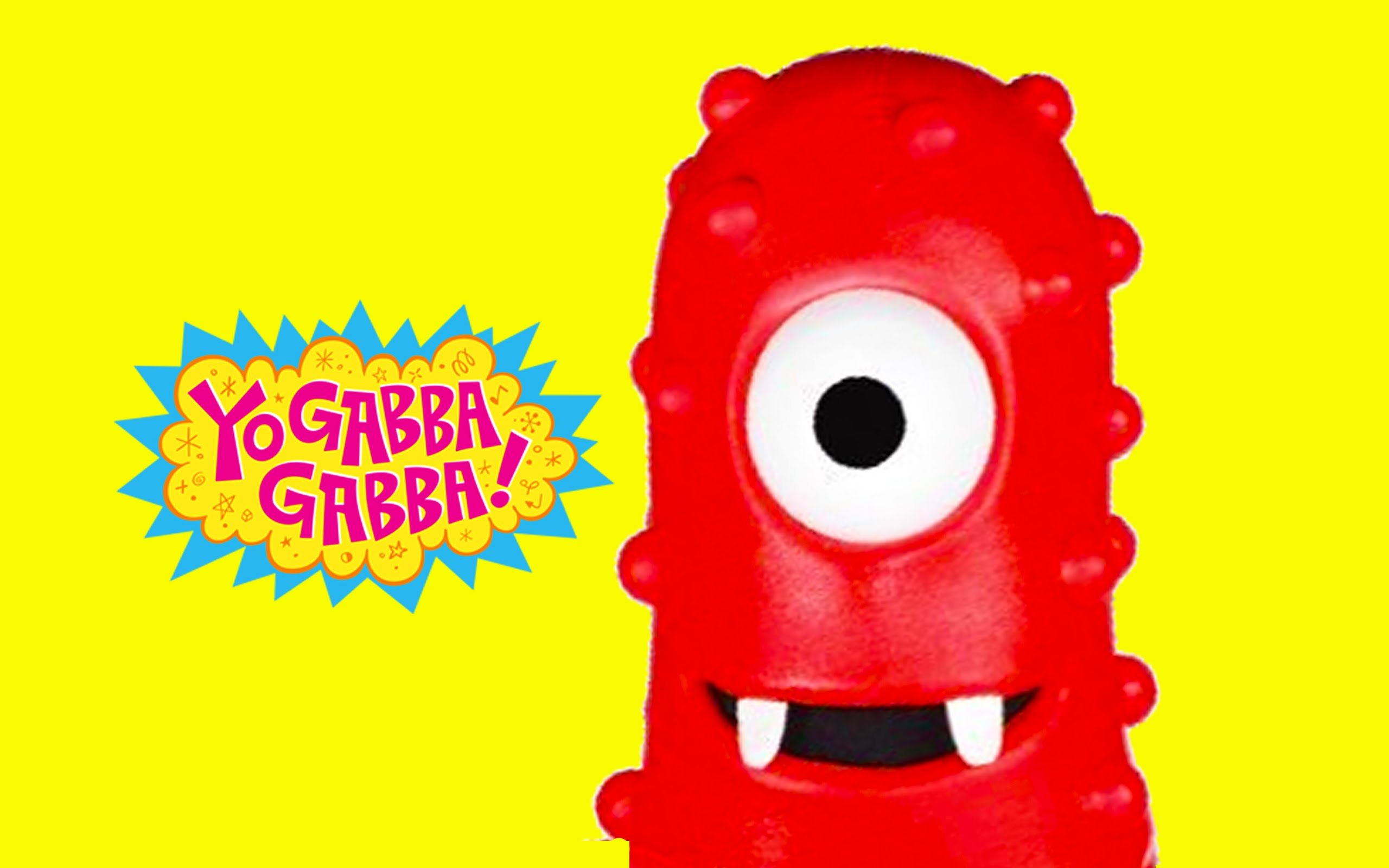2560x1600 Learn To Make Muno Using Play Doh Easy, Yo Gabba Gabba's Easy