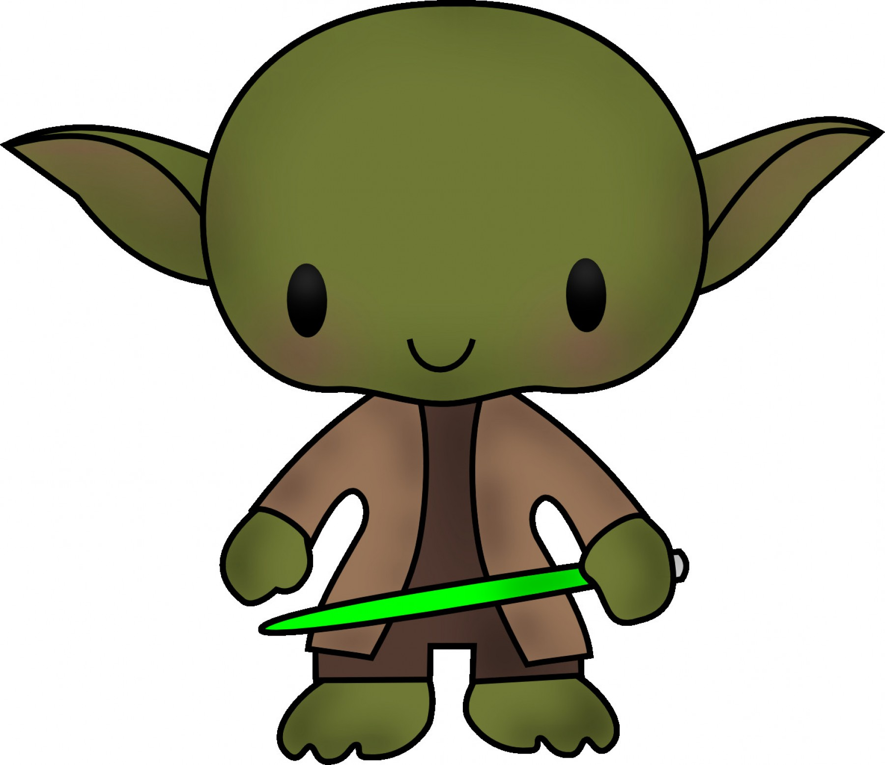 yoda clipart at getdrawings com free for personal use yoda clipart rh getdrawings com yoda clip art black and white yoda clip art free