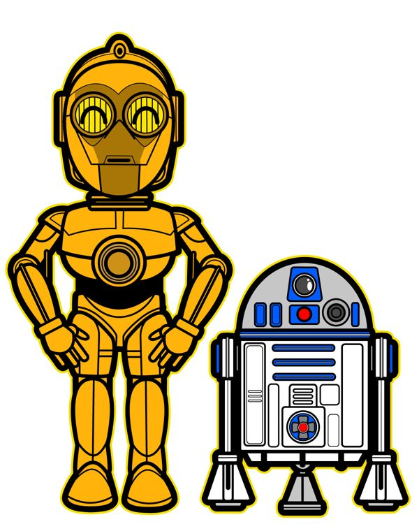 600x750 Extraordinary R2d2 Clip Art How To Draw R2d2 From Star Wars