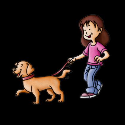 420x420 Dog Walking Clipart Free Download Clip Art