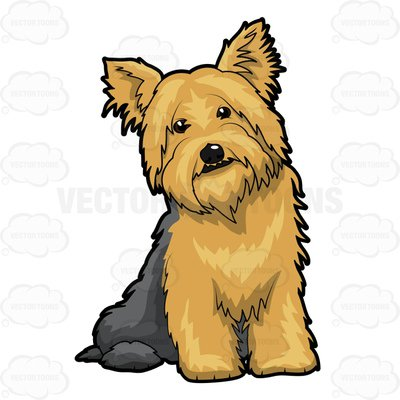 400x400 Yorkie Cliparts Free Download Clip Art