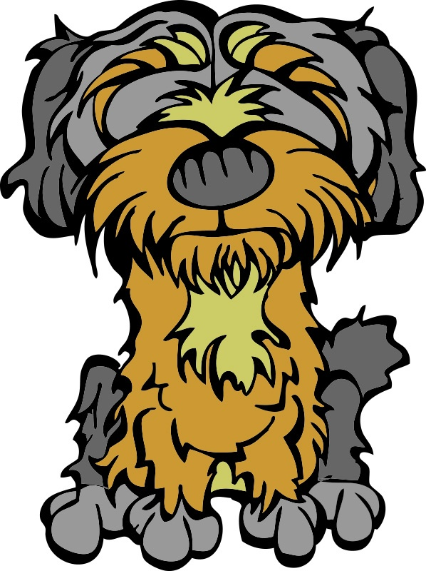 Yorkshire Terrier Clipart