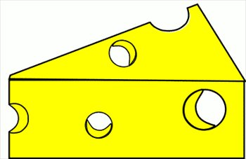 350x227 Cheese Clipart Images