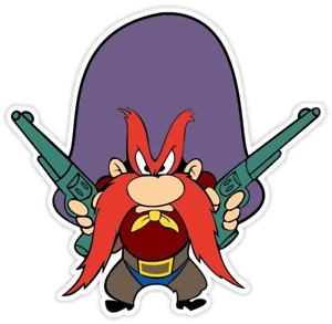 300x293 Yosemite Sam Cartoon Vinyl Decal Sticker Wall Sizes Ebay