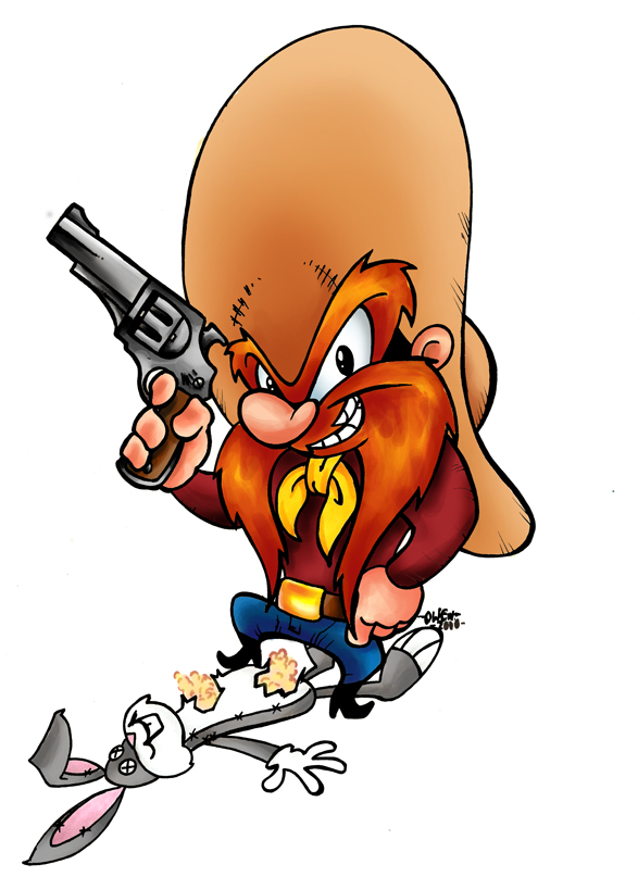 587x807 Yosemite Sam By Dreekzilla