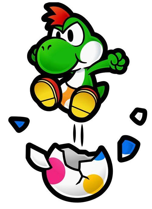 500x689 Pin By On Tattoo Yoshi, Nintendo