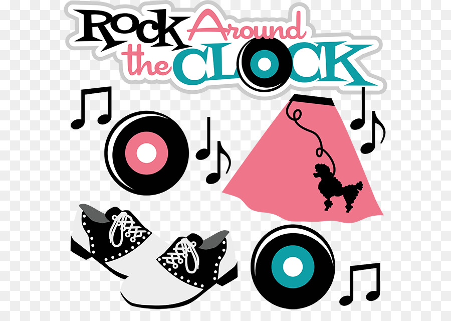 900x640 Rock And Roll Rock Around The Clock Rock Music Dance Clip Art