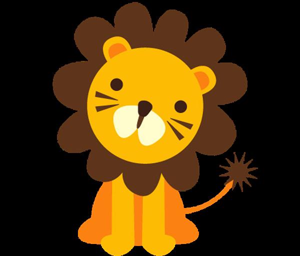 600x512 341208548 Baby Jungle Animal Clip Art Cliparts Co 5cvktz Clipart