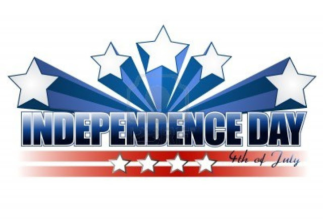 640x435 Best Independence Day Flag Clip Art Best Holiday Pictures