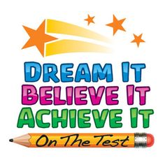 236x236 Do Your Best On The Test Clipart