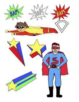 270x350 27 Best Superhero Clip Art For Teachers Images On Clip