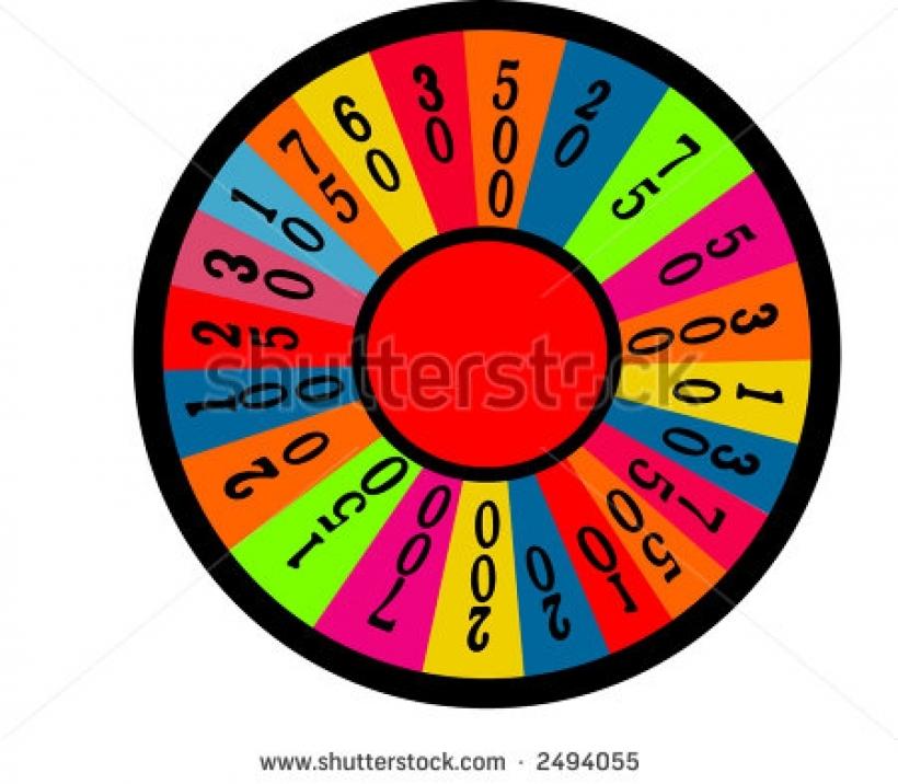 820x716 Wheel Of Fortune Clip Art Free Clipart Hd Vektor Free Clip Art