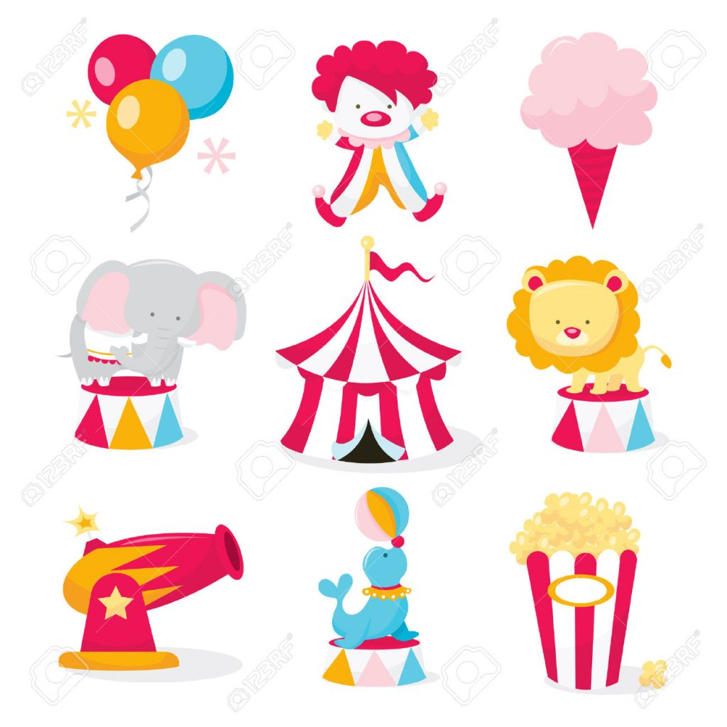 1024x1024 Unlock Circus Themed Pictures Important Clipart Clip Art Carnival