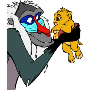 300x300 The Lion King Clipart Fiction