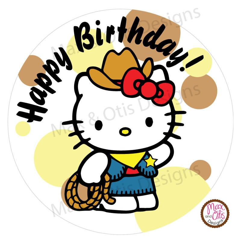 800x800 Cowgirl Clipart Hello Kitty 3196476