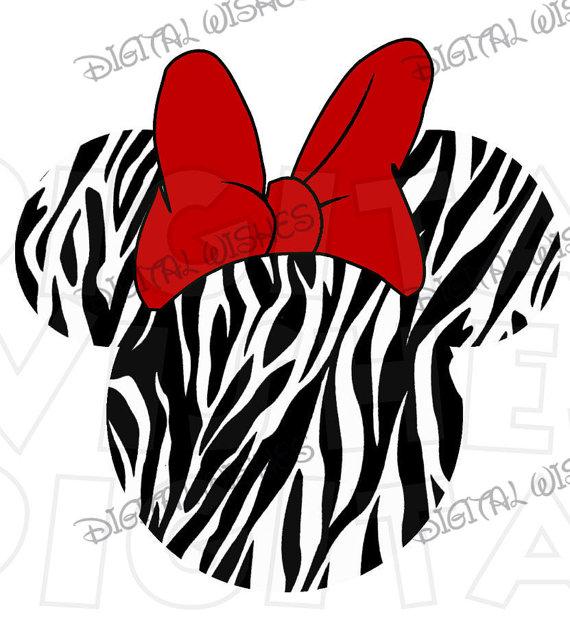 570x617 Minnie Mouse Zebra Clipart Amp Minnie Mouse Zebra Clip Art Images