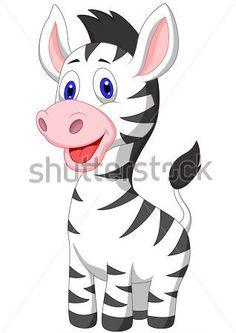 236x333 Zebra Animada