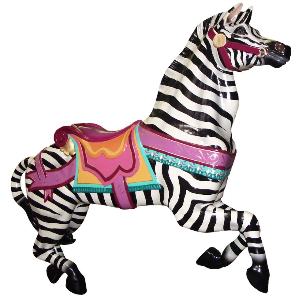 1000x980 Zebra Clip Art Image Black