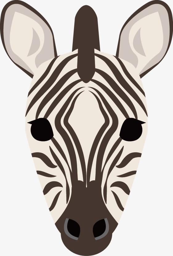 561x829 Big Head Zebra, Zebra, Big Eyes, Animal Png Image And Clipart