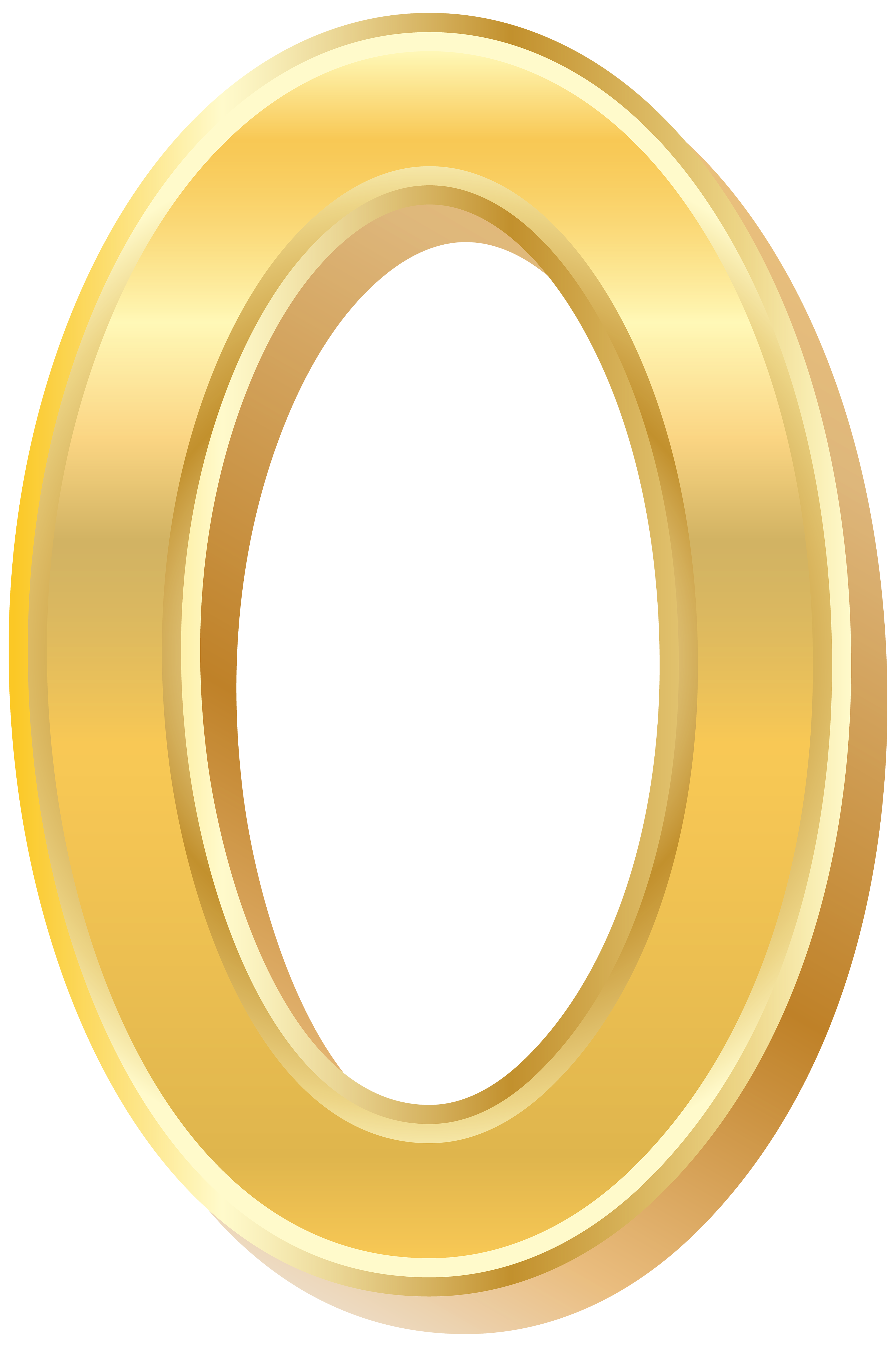 3327x5000 Gold Style Number Zero Png Clip Art Imageu200b Gallery Yopriceville