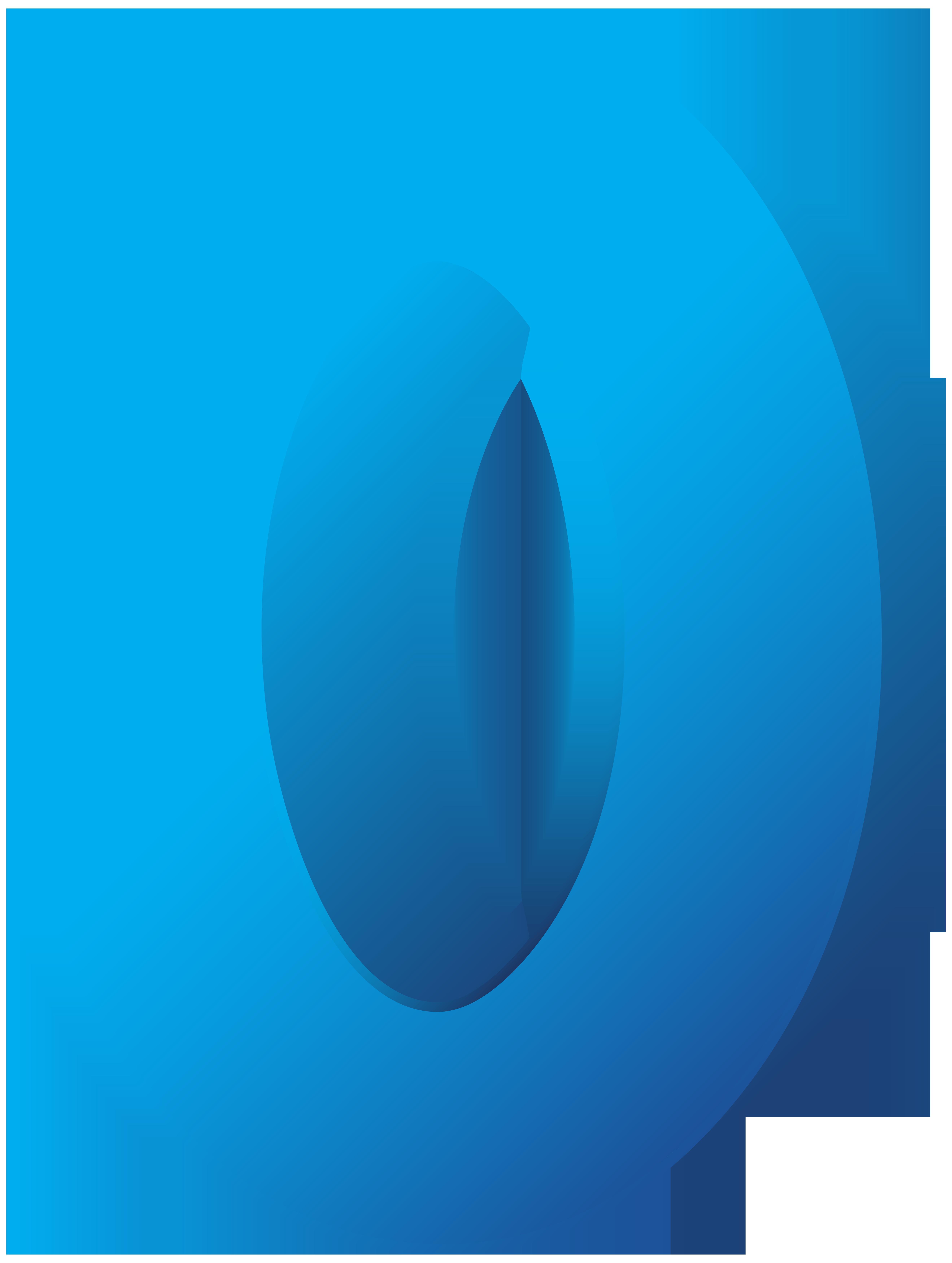 5275x7000 Blue Number Zero Transparent Png Clip Art Imageu200b Gallery