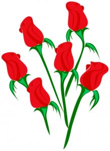 219x300 Flower Clip Art Download