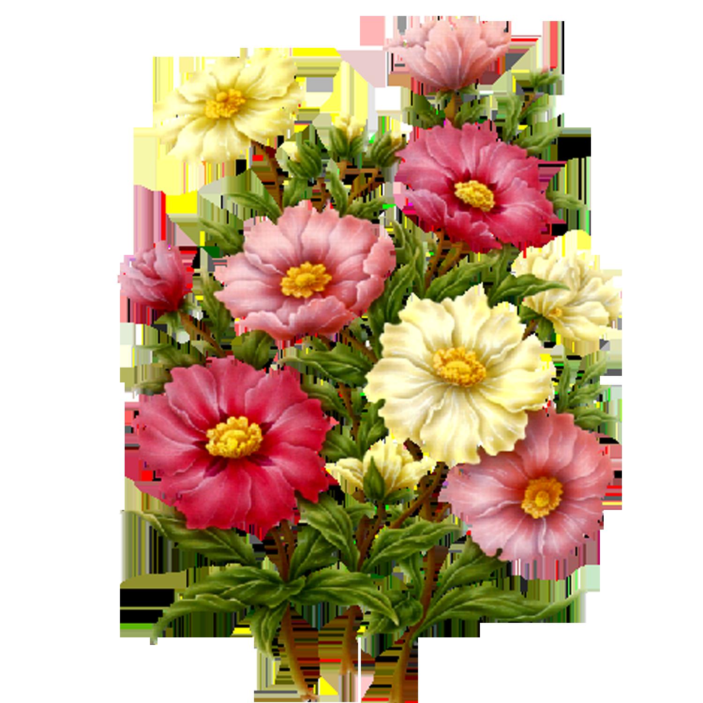 1500x1500 Flowers Png Digi Art