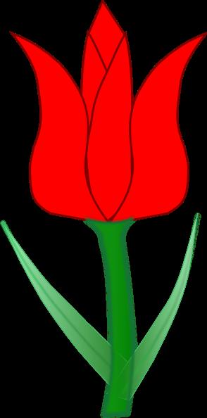 294x594 Peach Flower Clipart Dahlia Flower 3774093